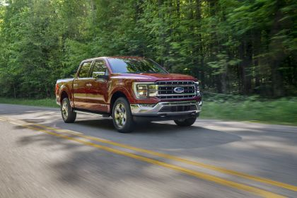 2021 Ford F-150 14