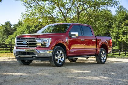 2021 Ford F-150 15