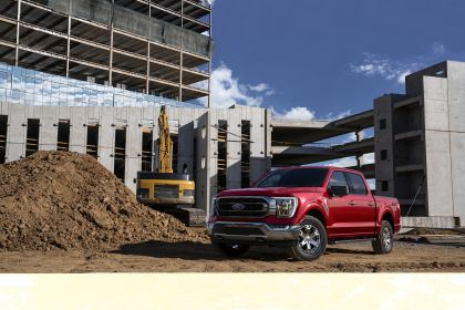2021 Ford F-150 16