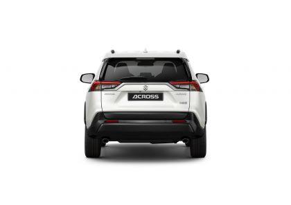 2020 Suzuki Across 3