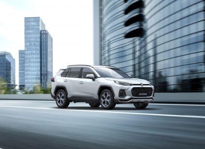 2020 Suzuki Across 5