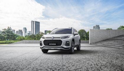 2020 Suzuki Across 10