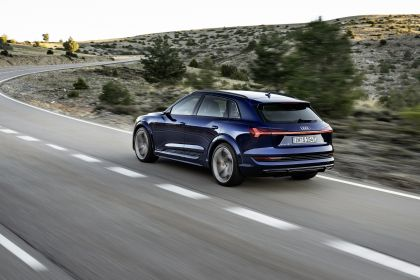 2021 Audi e-tron S 9