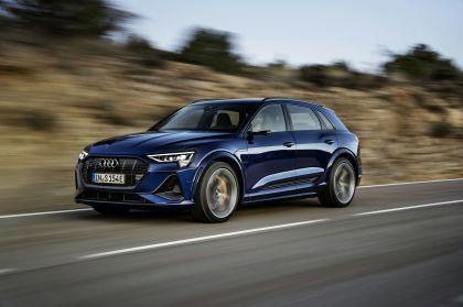 2021 Audi e-tron S 17