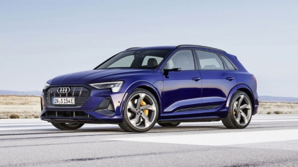 2021 Audi e-tron S 5