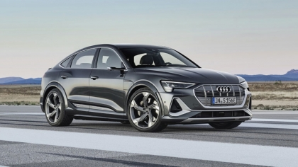 2021 Audi e-tron S Sportback 6