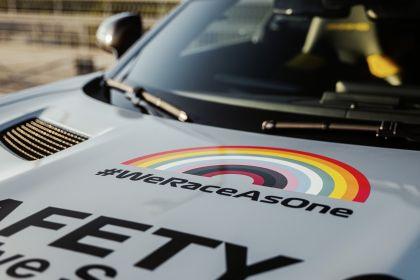 2020 Mercedes-AMG GT-R Official FIA F1 Safety Car 9