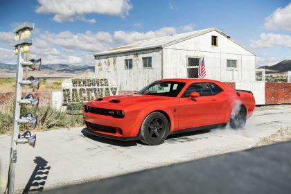 2020 Dodge Challenger SRT Super Stock 15