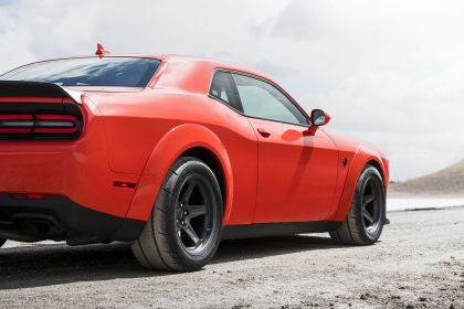 2020 Dodge Challenger SRT Super Stock 22