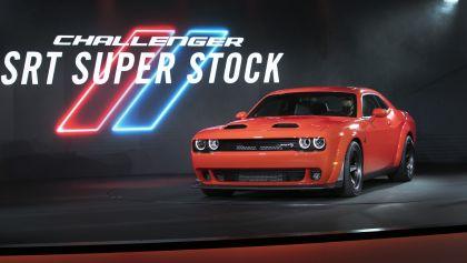 2020 Dodge Challenger SRT Super Stock 36