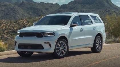 2021 Dodge Durango 7