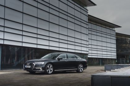 2020 Audi A8 L 60 TFSI e quattro - UK version 1