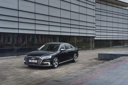 2020 Audi A8 L 60 TFSI e quattro - UK version 3