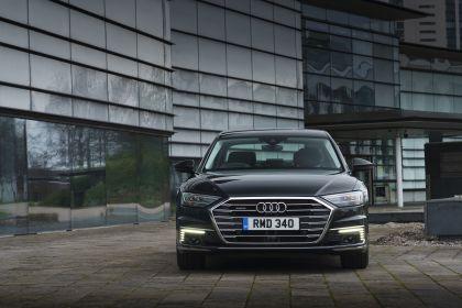 2020 Audi A8 L 60 TFSI e quattro - UK version 4