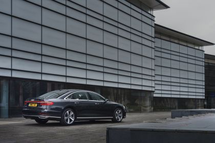 2020 Audi A8 L 60 TFSI e quattro - UK version 8