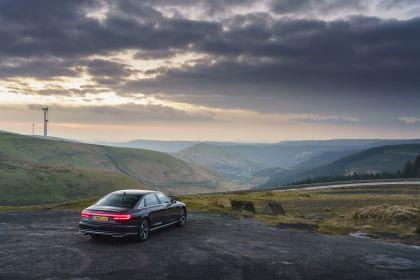 2020 Audi A8 L 60 TFSI e quattro - UK version 10