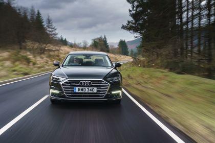2020 Audi A8 L 60 TFSI e quattro - UK version 11