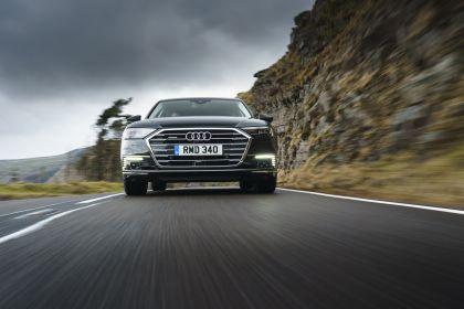 2020 Audi A8 L 60 TFSI e quattro - UK version 12