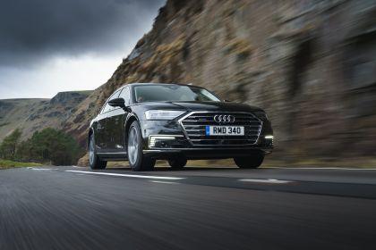 2020 Audi A8 L 60 TFSI e quattro - UK version 14