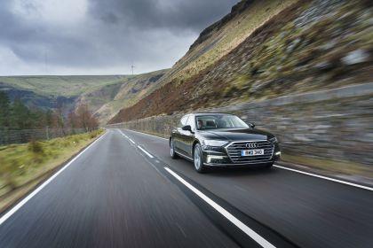 2020 Audi A8 L 60 TFSI e quattro - UK version 15