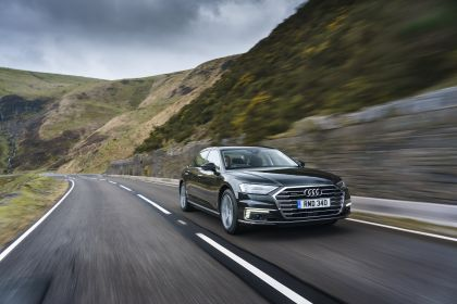 2020 Audi A8 L 60 TFSI e quattro - UK version 16