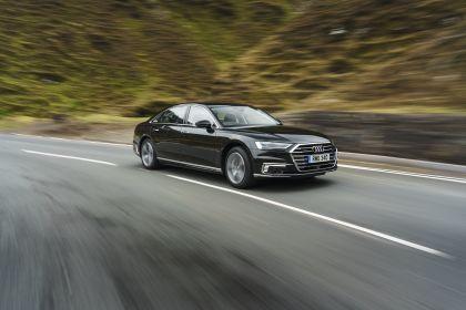2020 Audi A8 L 60 TFSI e quattro - UK version 17