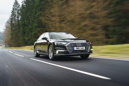 2020 Audi A8 L 60 TFSI e quattro - UK version 18