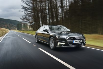 2020 Audi A8 L 60 TFSI e quattro - UK version 19