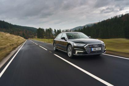 2020 Audi A8 L 60 TFSI e quattro - UK version 20