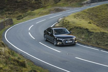 2020 Audi A8 L 60 TFSI e quattro - UK version 21