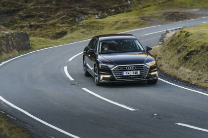 2020 Audi A8 L 60 TFSI e quattro - UK version 22
