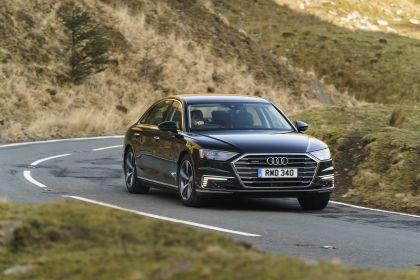 2020 Audi A8 L 60 TFSI e quattro - UK version 23