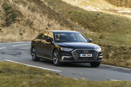 2020 Audi A8 L 60 TFSI e quattro - UK version 24