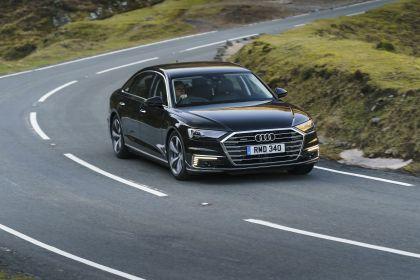 2020 Audi A8 L 60 TFSI e quattro - UK version 25