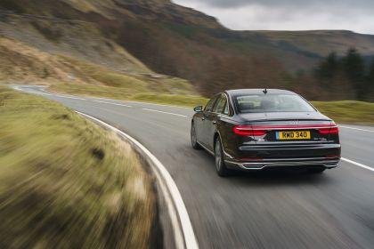 2020 Audi A8 L 60 TFSI e quattro - UK version 28