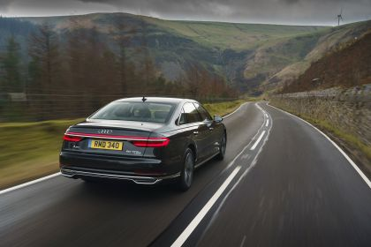 2020 Audi A8 L 60 TFSI e quattro - UK version 31