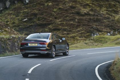 2020 Audi A8 L 60 TFSI e quattro - UK version 34