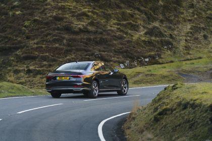 2020 Audi A8 L 60 TFSI e quattro - UK version 35
