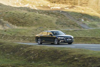 2020 Audi A8 L 60 TFSI e quattro - UK version 37