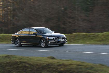 2020 Audi A8 L 60 TFSI e quattro - UK version 38