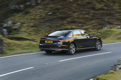 2020 Audi A8 L 60 TFSI e quattro - UK version 39