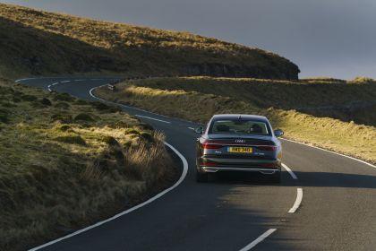 2020 Audi A8 L 60 TFSI e quattro - UK version 45
