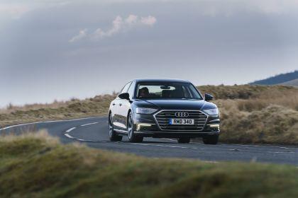 2020 Audi A8 L 60 TFSI e quattro - UK version 46