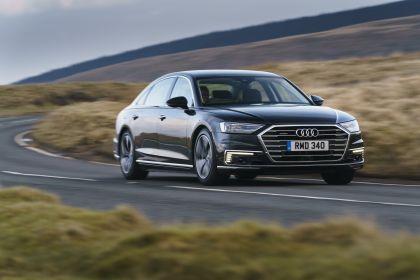 2020 Audi A8 L 60 TFSI e quattro - UK version 48