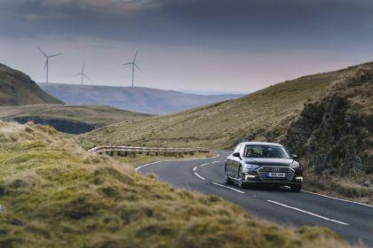 2020 Audi A8 L 60 TFSI e quattro - UK version 50