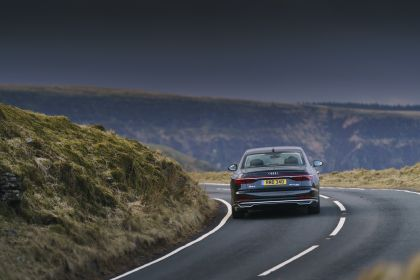 2020 Audi A8 L 60 TFSI e quattro - UK version 51