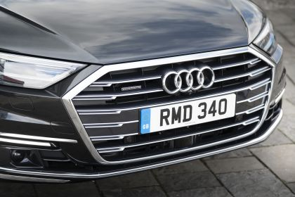 2020 Audi A8 L 60 TFSI e quattro - UK version 54