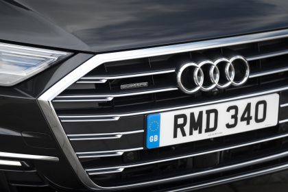 2020 Audi A8 L 60 TFSI e quattro - UK version 55