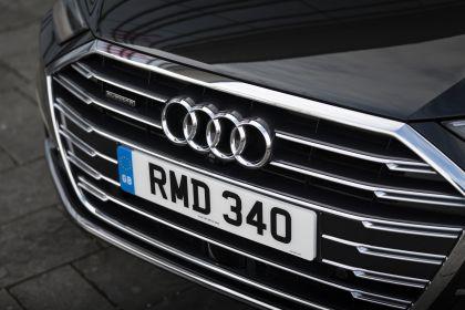 2020 Audi A8 L 60 TFSI e quattro - UK version 56