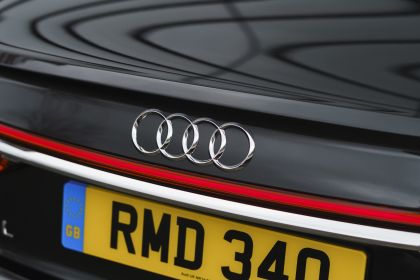 2020 Audi A8 L 60 TFSI e quattro - UK version 72